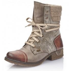 Rieker 79631-25 - Boots (braun)