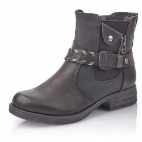 Rieker 91258-00 - Boots (schwarz)