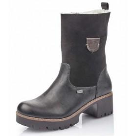 Rieker 96478-00 - Stiefel (schwarz)