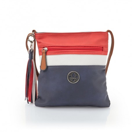Rieker H1003-15 - Handtaschen (blau Kombi)