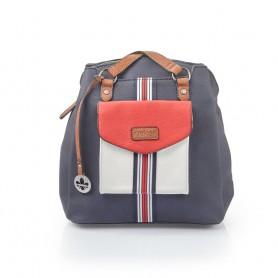 Rieker H1026-14 - Handtaschen (blau Kombi)