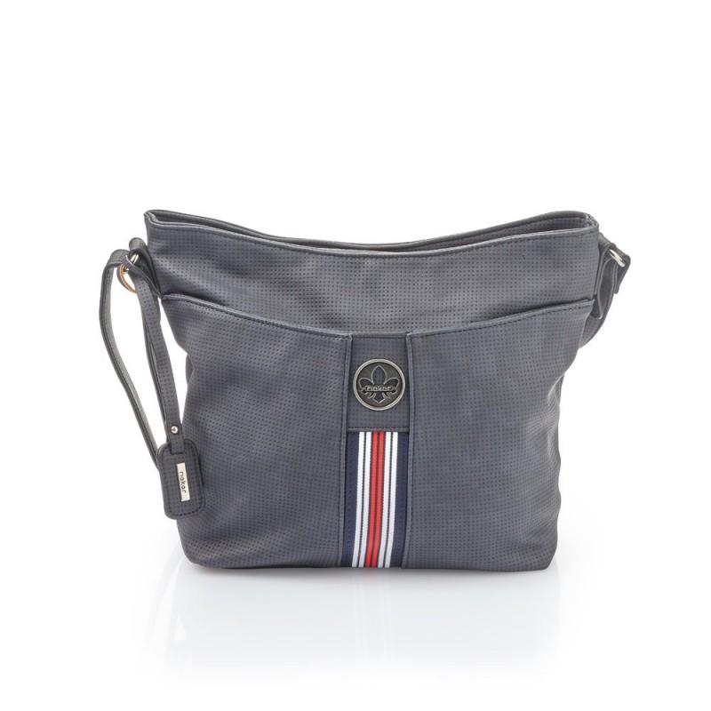Rieker Taschen H1029 14 blau