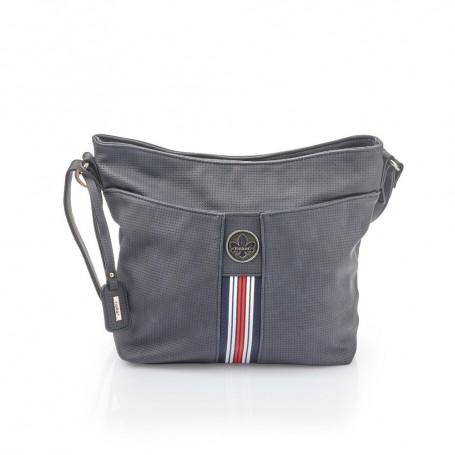 Rieker H1329-14 - Handtaschen (blau)