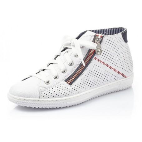 Rieker L9427-80 - Sneaker (weiss)