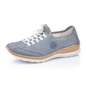 Rieker N42M8-14 - Sneaker (blau)