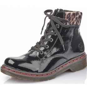 Rieker Y8212-01 - Boots (schwarz)