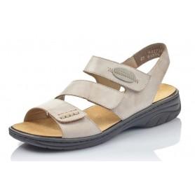 Rieker 64573-62 - Sandalen (beige)