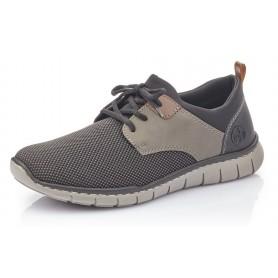 Rieker B8764-43 - Sneaker (grau kombi)