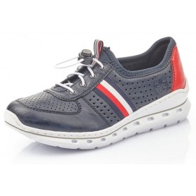 Rieker L22K5-14 - Rieker Sneaker Blau