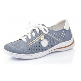 Rieker M3547-14 - Sneaker (blau)
