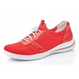 Rieker M3575-33 - Sneaker (rot)