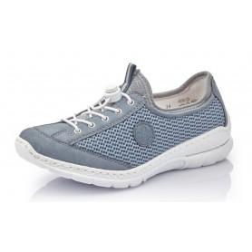 Rieker N22M6-14 - Rieker Sneaker Blau