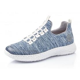 Rieker N4174-17 - Sneaker (blau)