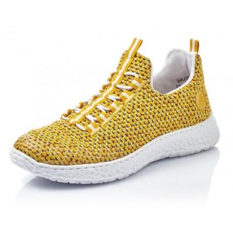 Rieker N4174-68 - Sneaker (gelb)