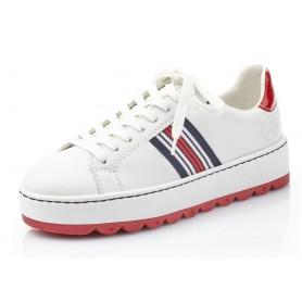 RIEKER Roter Herren Sneaker – Emsgalerie