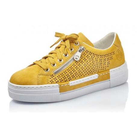 Rieker N4948-68 - Sneaker (gelb)