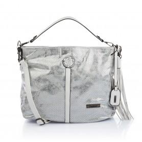 Rieker H1435-90 - Rieker Handtasche Silber