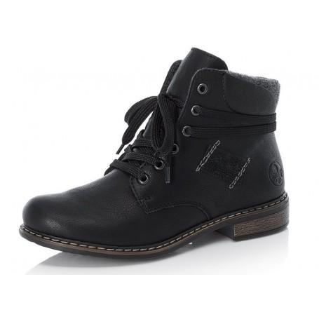Rieker 71222-01 - Boots (schwarz)