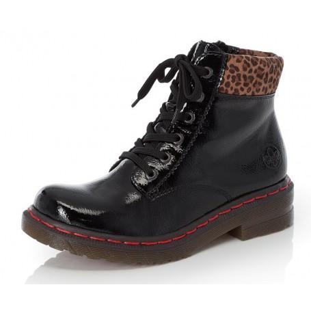 Rieker 76212-00 - Boots (schwarz)