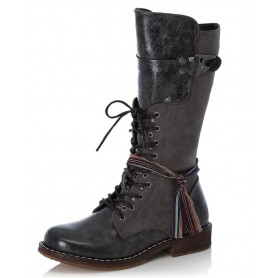 Rieker 94468-45 - Stiefel (grau)