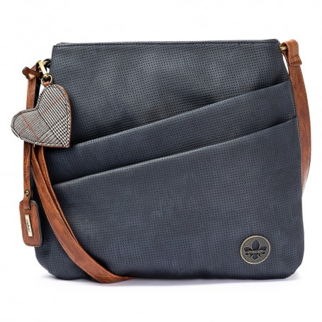 Rieker H1005-14 - Handtaschen (blau)