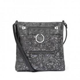 Rieker H1302-93 - Handtaschen (schwarz metallic)