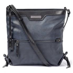 Rieker H1327-14 - Handtaschen (blau)