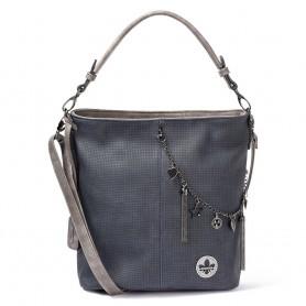 Rieker H1350-14 - Handtaschen (blau)