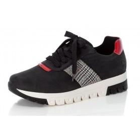 Rieker L2904-00 - Sneaker (schwarz kombi)