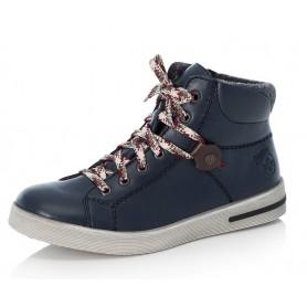Rieker L3139-14 - Boots (blau)