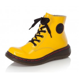 Rieker Y3200-68 - Boots (gelb)