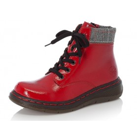 Rieker Y3212-33 - Boots (rot)