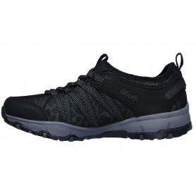 Skechers 158049-BLK - Sneaker (schwarz)
