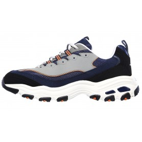 Rieker 52675-NVOR - Sneaker (blau grau kombi)