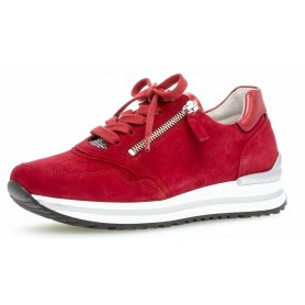 Gabor 46.528.48 - Sneaker (rot)
