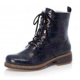 Rieker 73014-14 - Boots (blau)