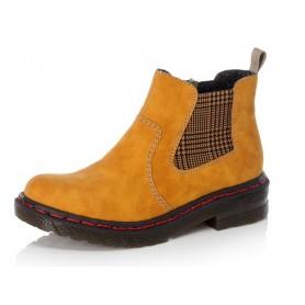 Rieker 76264-68 - Boots (gelb)
