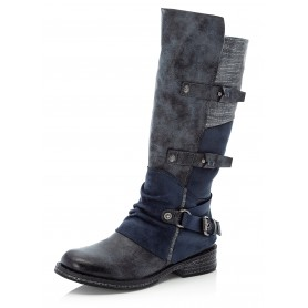 Rieker 92284-45 - Stiefel (grau)