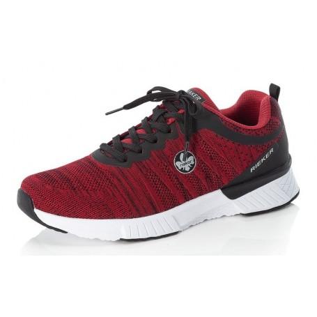 Rieker B9800-37 - Sneaker (rot)