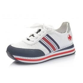 Rieker L2327-15 - Sneaker (weiss)