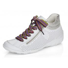 Rieker L6546-80 - Sneaker (weiss)