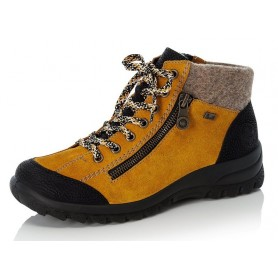 Rieker L7132-00 - Boots (gelb kombi)