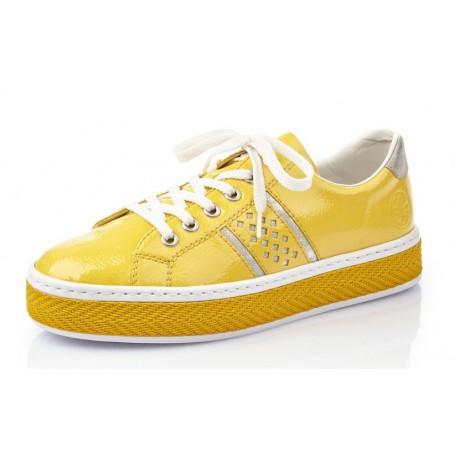 Rieker L8914-68 - Sneaker (gelb)