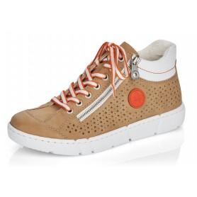 Rieker N1747-62 - Sneaker (beige)