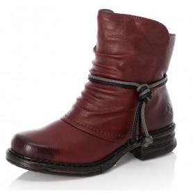 Rieker Z9961-35 - Boots (rot)