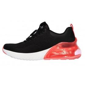 Skechers 13278-BKHP - Sneaker (schwarz)