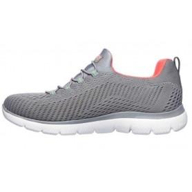 Skechers 149036-GYHP - Sneaker (grau)