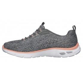 Skechers 12824-GYCL - Skechers Sneaker Grau