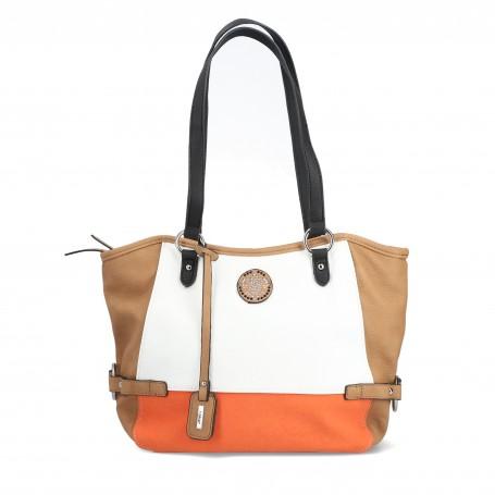 Rieker H1039-38 - Handtaschen (weiss)