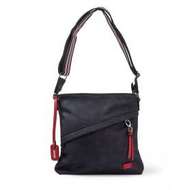 Rieker H1040-14 - Handtaschen (blau)